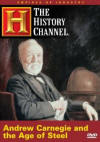 Empires of Industry: Andrew Carnegie and the Age of Steel DVD (History Channel, 1997) - Review and teaching materials, including questions and vocabulary terms.