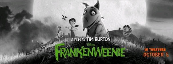 Frankenweenie Movie Fun: Free Printables and More for Kids