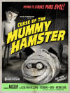Frankenweenie Curse of the Mummy Hamster Movie Poster