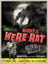 "Frankenweenie ""Night of the Were-Rat"" Movie Poster"