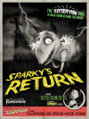 Frankenweenie Electrifying Dog Movie Poster