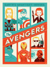 <i>The Avengers</i> Movie Poster by Dave Perillo
