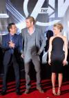 Mark Ruffalo, Chris Hemsworth, and Scarlett Johansson (2012)