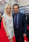 Mark Ruffalo and His Wife, Sunrise Coigney (2012)