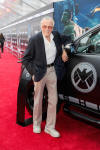 Stan Lee at the premiere of Marvel's The Avengers (2012)