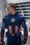Chris Evans as Captain America, 2012