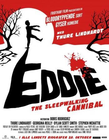 Eddie: The Sleepwalking Cannibal (2012) Movie Guide and Review