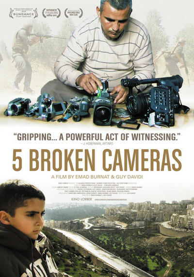 5 Broken Cameras (2012) Review and Guide for History Teachers