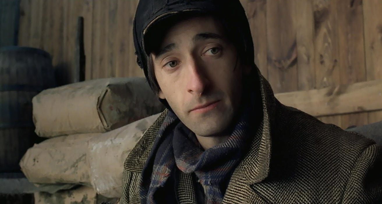The Pianist (2002) - M... Adrien Brody The Piano