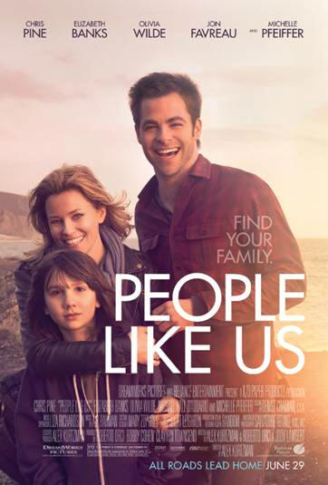 People Like Us (2012) Guide and Review for Teachers and Parents