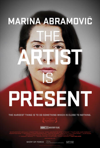 Marina Abramovic the Artist Is Present - Film Review and Guide for Teachers and Parents