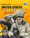 Worksheets for Prentice Hall United States History: Reconstruction to the Present