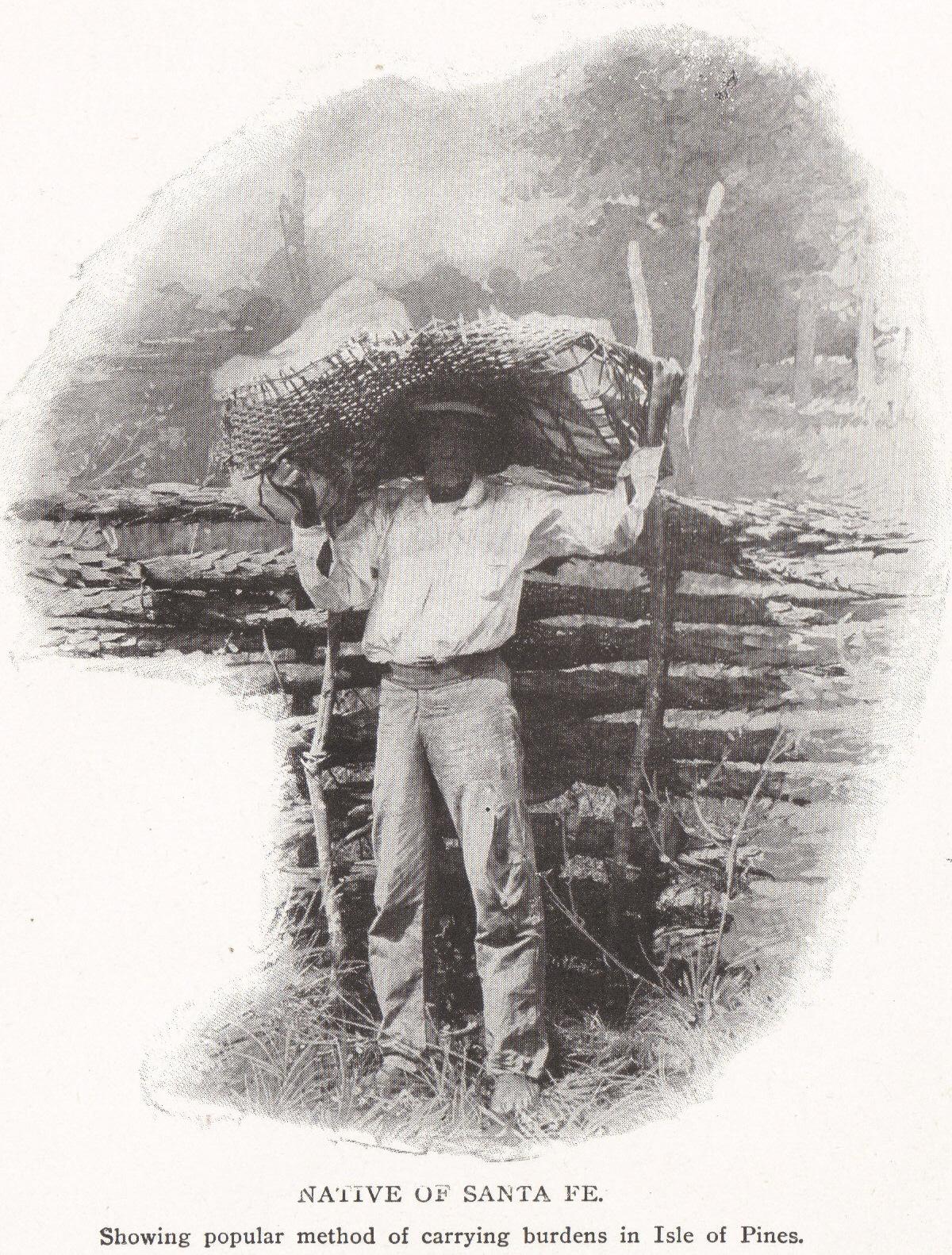 Santa Fe Native of Cuba (1898)