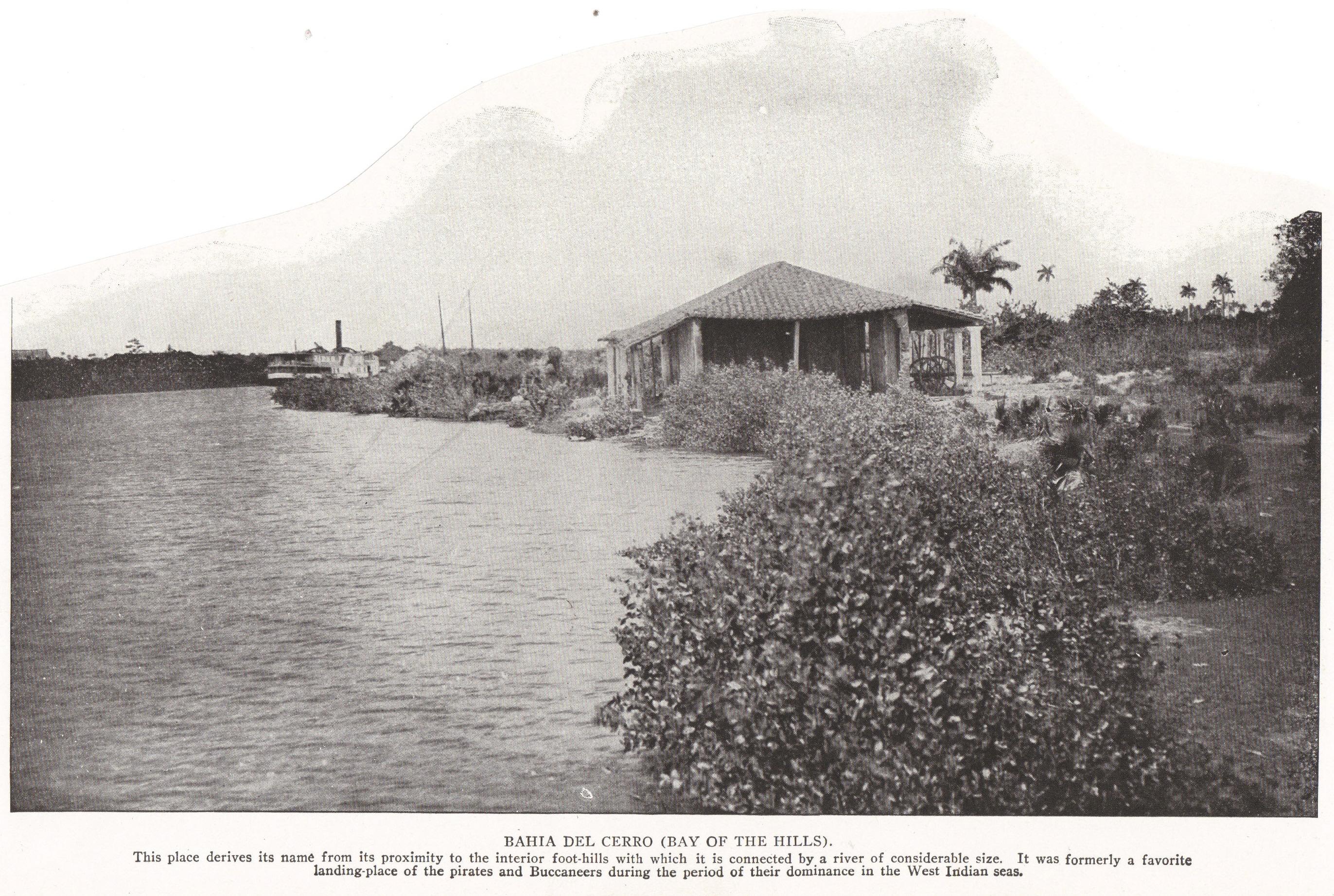 Bahia del Cerro, Cuba (1898)