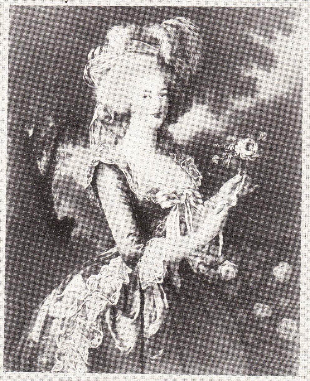 Queen Marie Antoinette of France (1755-1793)