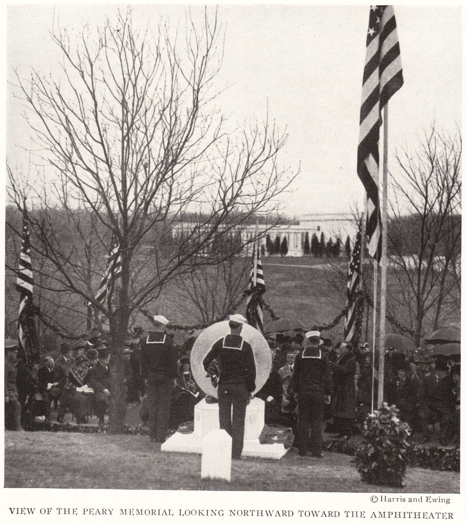 Robert E. Peary (1856-1920) Memorial at Arlington National Cemetery