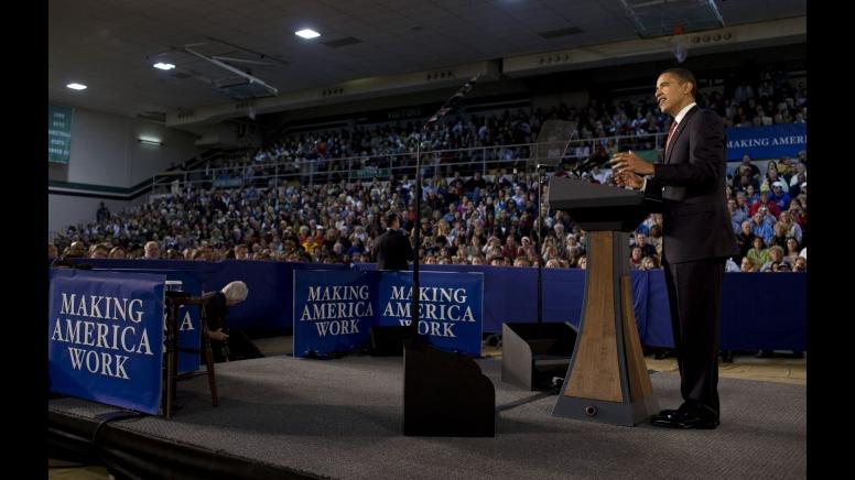 U.S. President Barack Obama in 2009