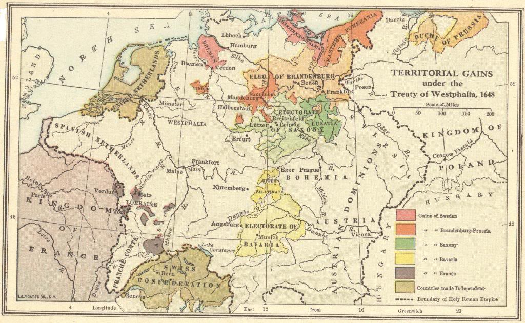 pre treaty of westphalia In which he expressed fears of the collapse of the so-called post–westphalia of the pre-westphalia treaty in the treaty of westphalia is.