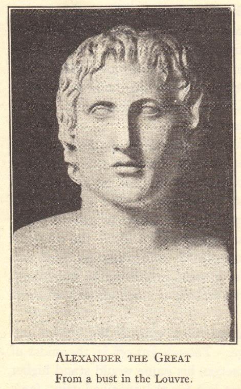Alexander the Great of Macedon