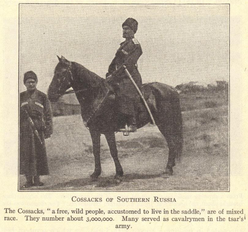 Cossacks of Southern Russia