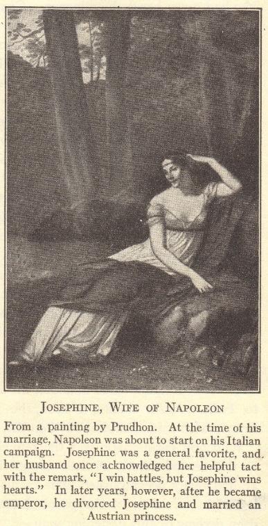 Josephine de Beauharnais (1763-1814)