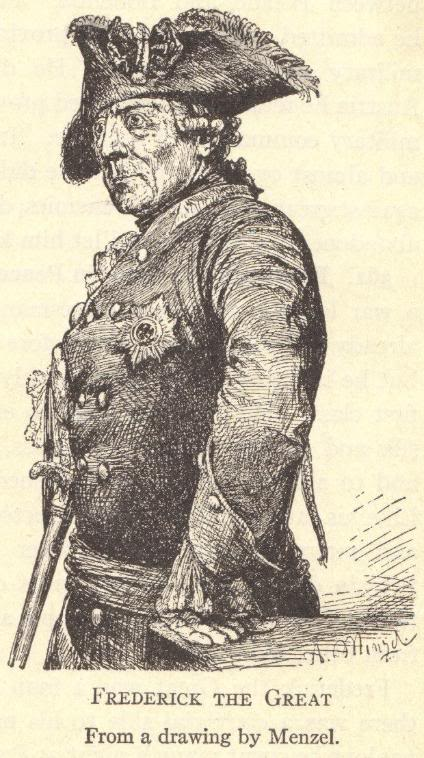 Frederick the Great of Prussia (1712-1786)