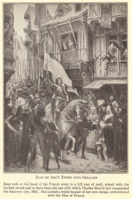 Joan of Arc Entering Orleans