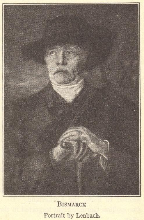Otto von Bismarck (1815-1898) of Prussia/Germany