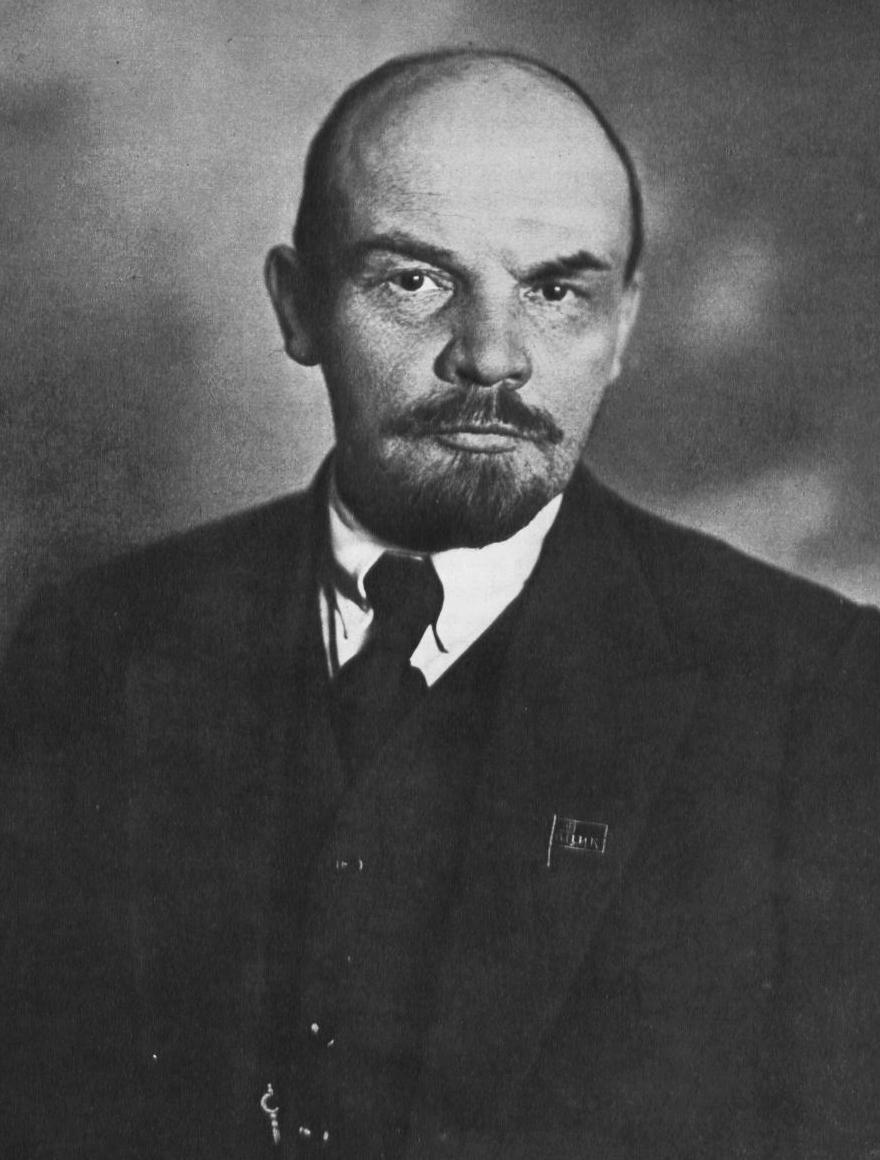 Vladimir Ilyich Lenin (1870-1924), Leader of the Russian Revolution