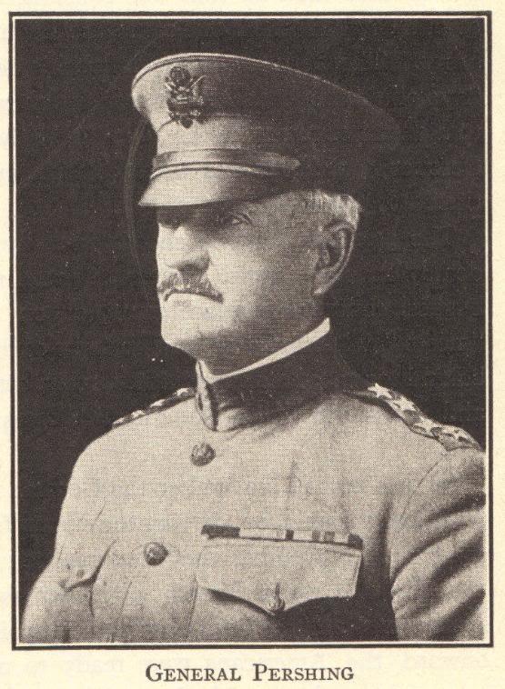 General John J. Pershing (1860-1948)