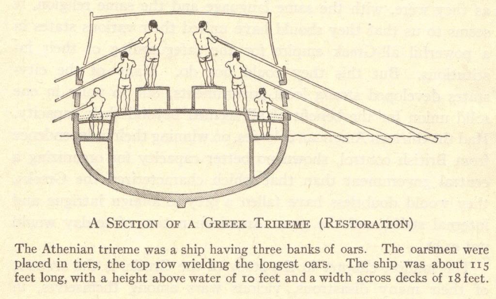 Ancient Greek Trireme