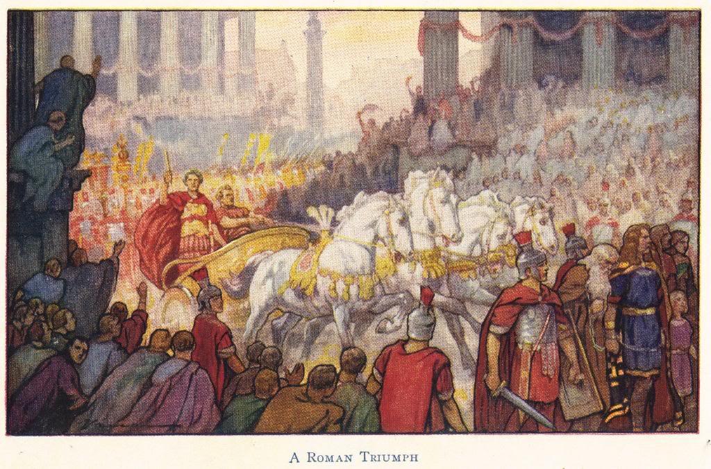 Ancient Roman Triumph