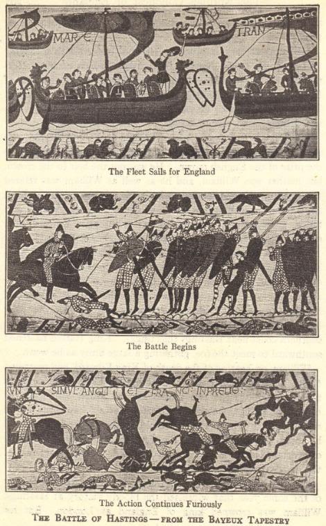 Battle of Hastings (1066 C.E.)