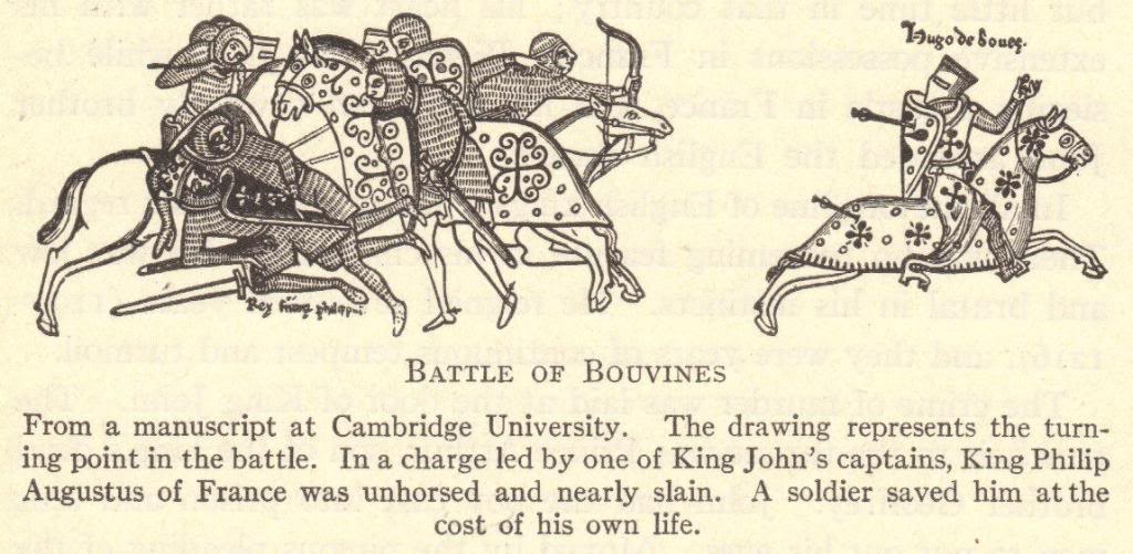 Battle of Bouvines, July 27, 1214 - Interactive Map Quiz for High School World History