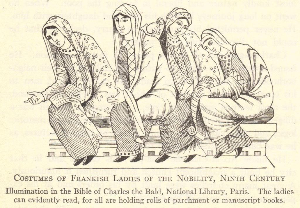Medieval French Noblewomen