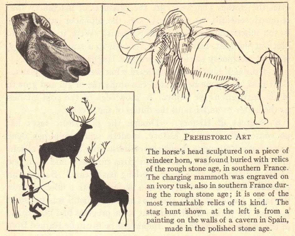 Examples of Prehistoric Art
