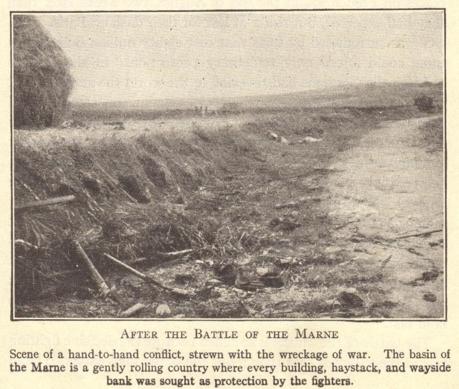 After the Battle of the Marne (World War I)