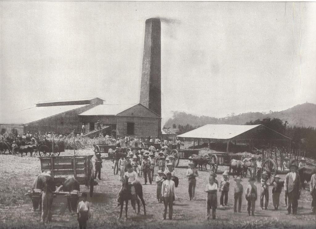 Havana Sugar Mill (Cuba, 1898)