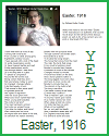 """Easter, 1916"" by Yeats - Read Aloud by an Irishman, with Poem PDF"