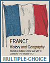 France Facts Online Quiz