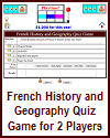 France Facts Playtime Quiz Game