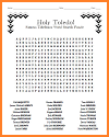 Famous Toledoans Word Search Puzzle