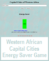 Western African Capitals Energy Saver Game