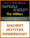 Ancient Hittites PowerPoint