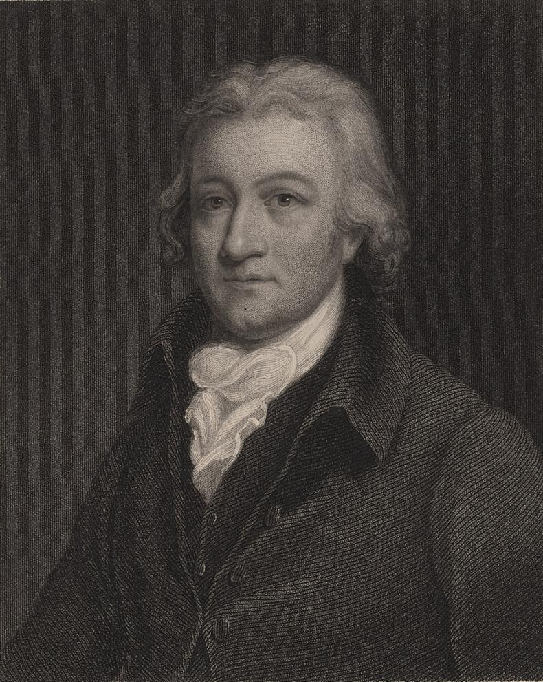 Edmund Cartwright (1743-1823) - British inventor of the power loom.