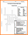 Emergence and Spread of Belief Systems Crossword Puzzle