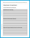 Gupta Empire of India Writing Exercises Handout #2