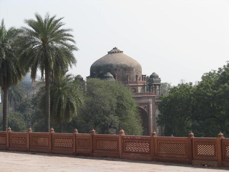 Humayun Tomb Complex in East Delhi