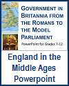Medieval English History Powerpoint