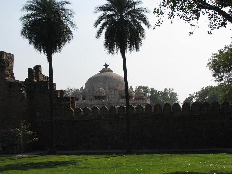 Humayun Tomb Complex in Nizamuddin, East Delhi